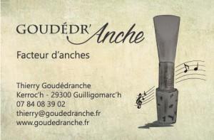 CDV GOUDEDRANCHE OK-01